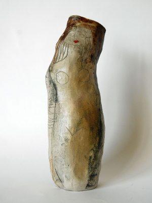 Lady Vase front 001