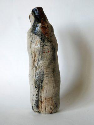 Lady Vase back 001