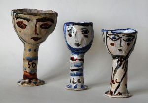 Goblets, group