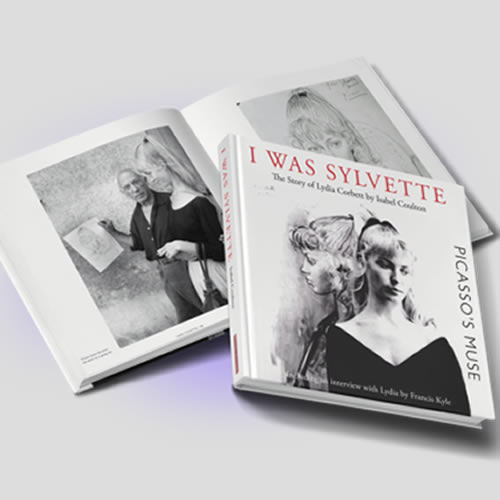 i was sylvette picassos muse book